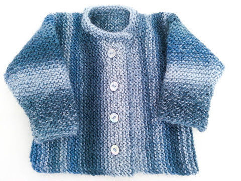 Unique Knitting Pattern Garter Stitch Baby Cardigan E Piece Easy Knit Baby Sweater Of Fresh 41 Ideas Easy Knit Baby Sweater
