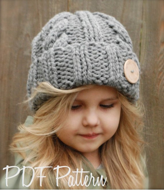 Unique Knitting Pattern the Beckett Hat toddler Child Adult Sizes Adult Hat Knitting Pattern Of Awesome 47 Images Adult Hat Knitting Pattern