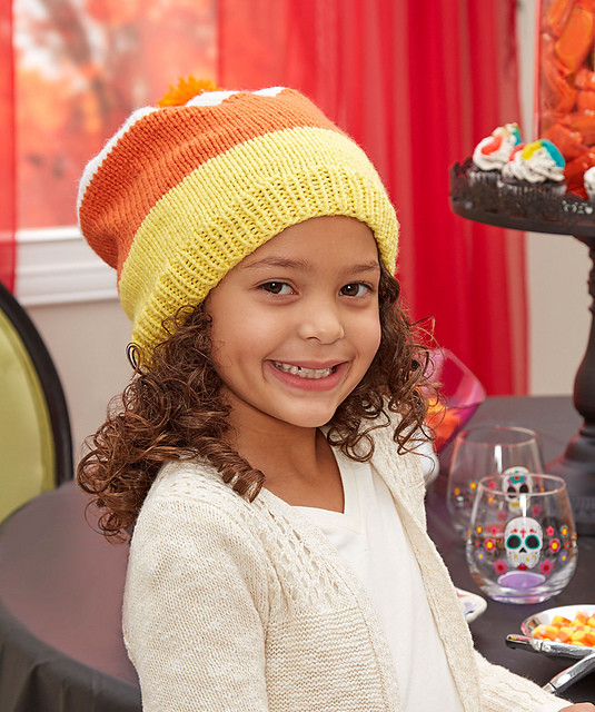 Unique Knitting Patterns Galore Candy Corn Slouchy Hat Candy Corn Hat Of Incredible 42 Pictures Candy Corn Hat