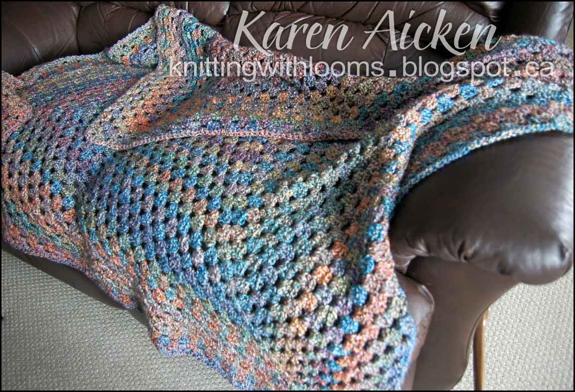 Unique Knitting with Looms Finished Afghan Afghan Loom Of Brilliant 47 Pictures Afghan Loom