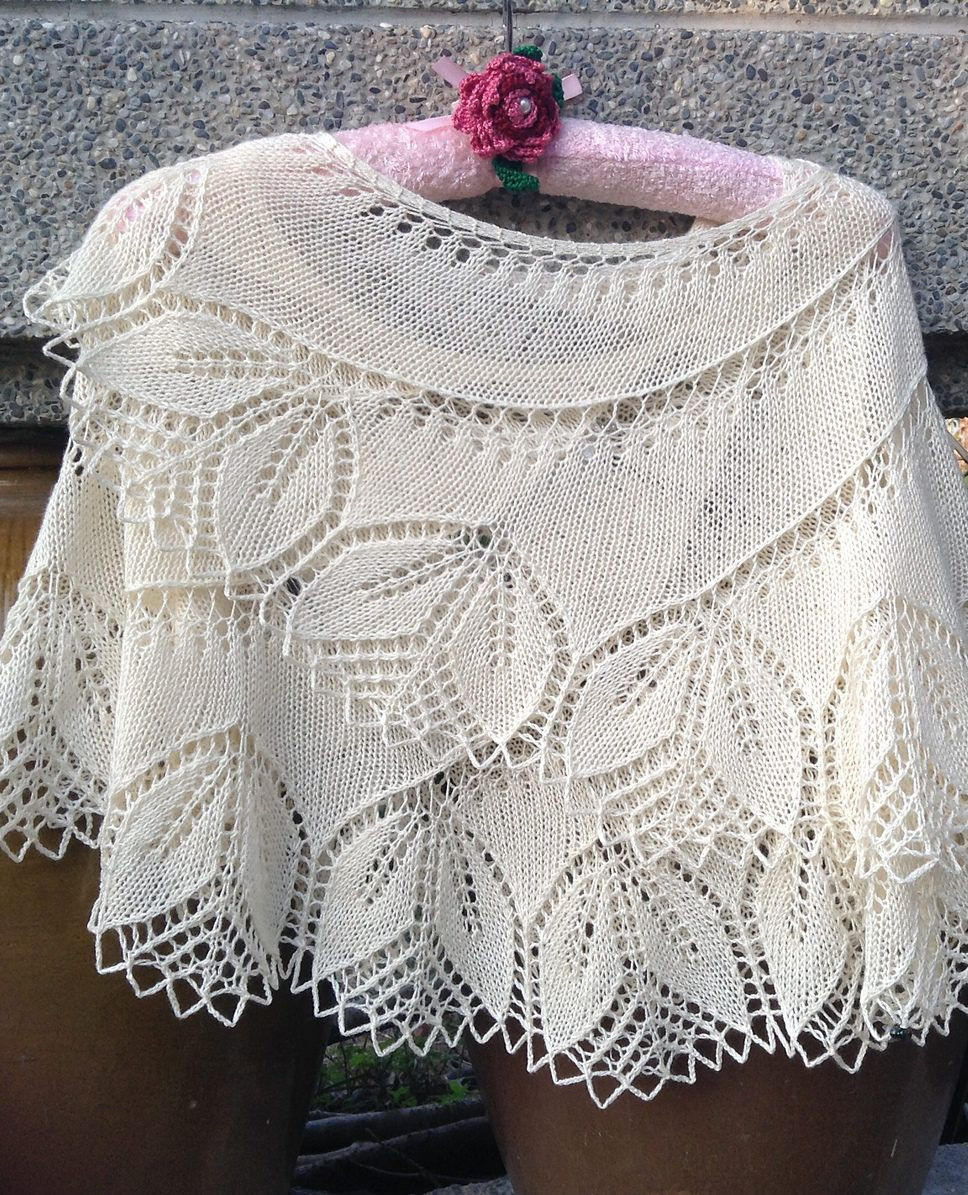 Unique Lace Shawl and Wrap Knitting Patterns Knitted Shawl Wrap Of Superb 49 Images Knitted Shawl Wrap