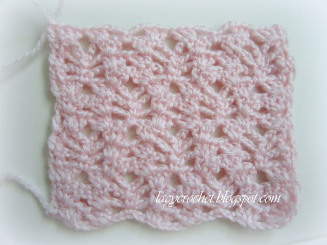 Unique Lacy Crochet Pretty Lacy Stitch for A Baby Blanket Lacy Crochet Stitches Of New 49 Photos Lacy Crochet Stitches