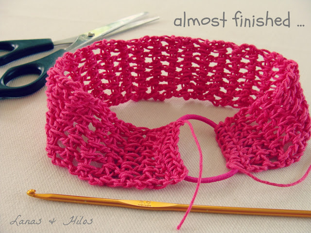 Unique Lanas De Ana Baby Head Bands Tutorial Stretchy Crochet Baby Headband Pattern Of Top 48 Images Stretchy Crochet Baby Headband Pattern