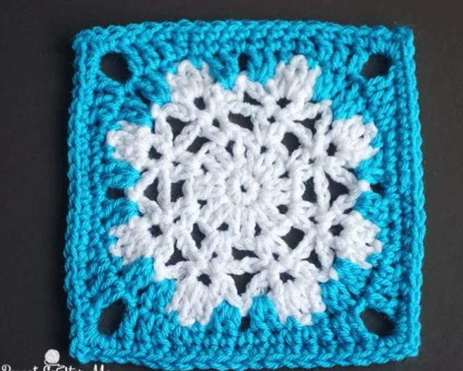 Unique Let It Snow Granny Square Easy Granny Square Pattern Of Amazing 41 Pictures Easy Granny Square Pattern