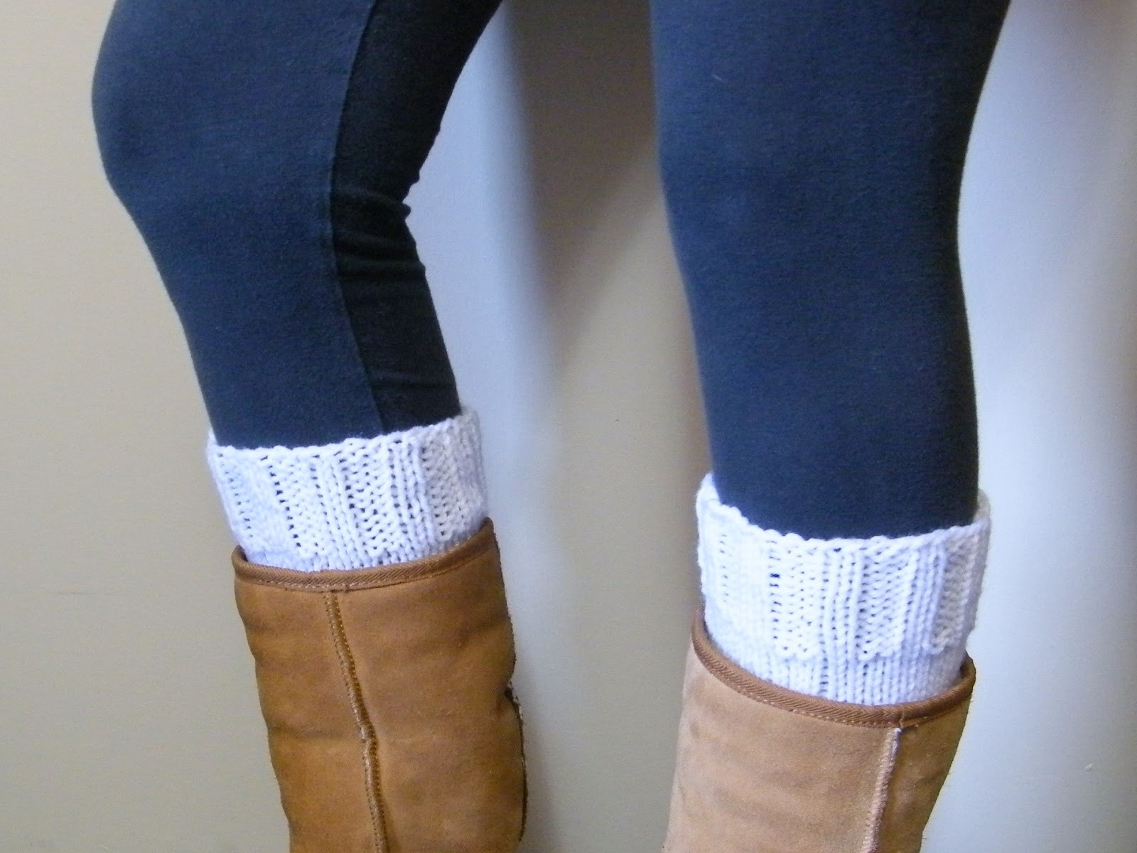 Unique Lewis Knits Basic Boot Cuff Knitting Pattern Knitted Boot Cuffs Of Great 41 Photos Knitted Boot Cuffs