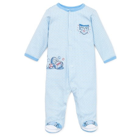Unique Little Me Mvp Sports athletic Snap Front Footie Pajamas Baby Pajamas with Feet Of Delightful 40 Photos Baby Pajamas with Feet