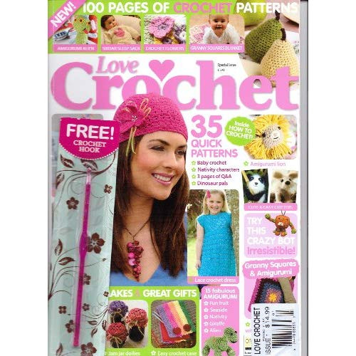 Unique Love Crochet Magazine 100 Pages Of Crochet Patterns Love Crochet Magazine Of Wonderful 48 Pictures Love Crochet Magazine