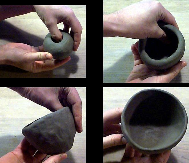 Unique Make Clay Pinch Pots – A Simple Art Project for Kids Clay Pottery Making Of Gorgeous 43 Photos Clay Pottery Making