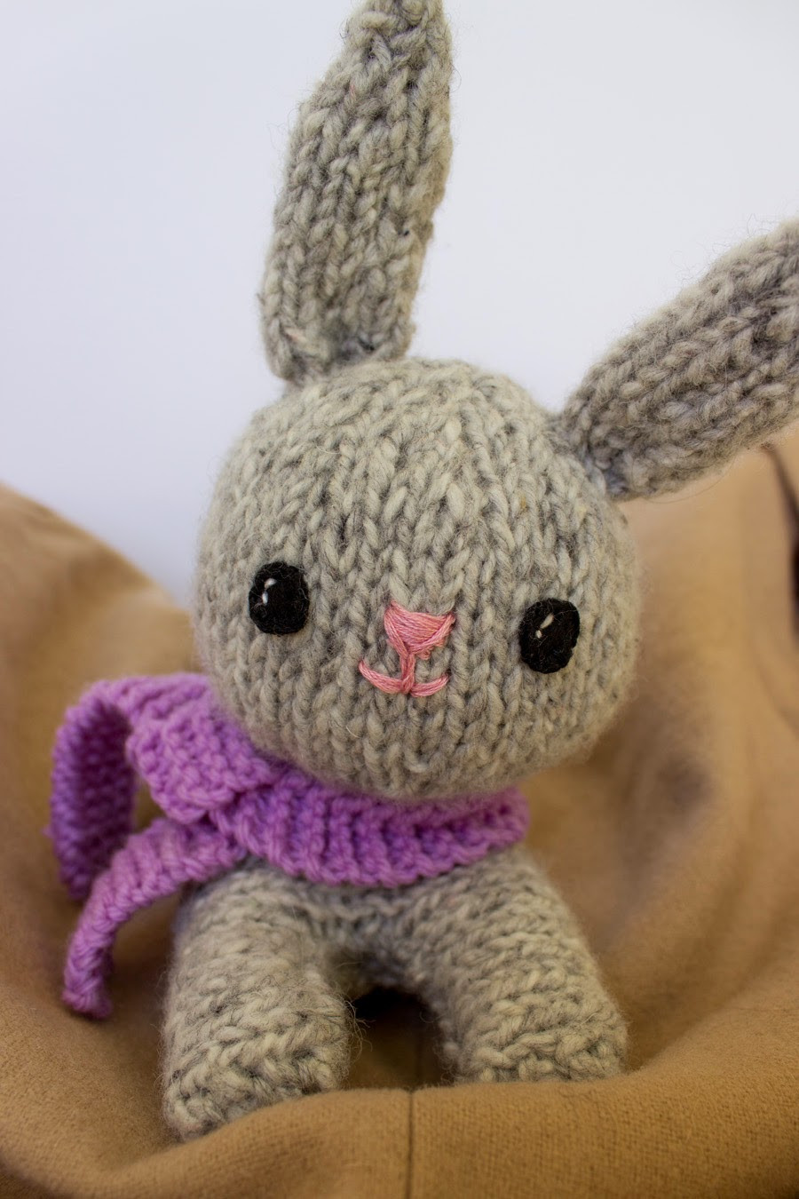 Making It Well Knitted Bunny