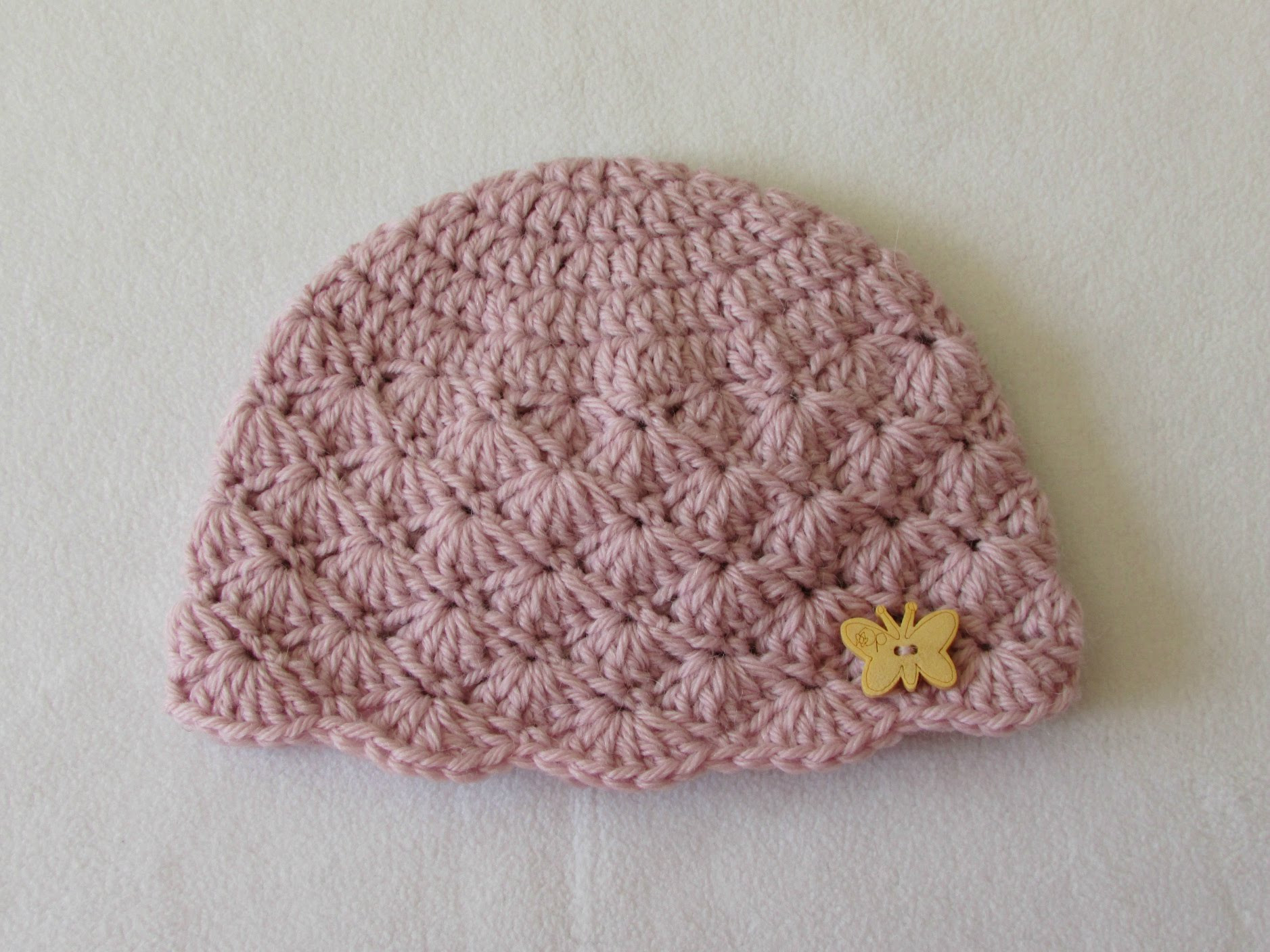 Unique Modern Crochet Baby Beanie Yishifashion toddler Crochet Hat Pattern with Flower Of Luxury 50 Ideas toddler Crochet Hat Pattern with Flower