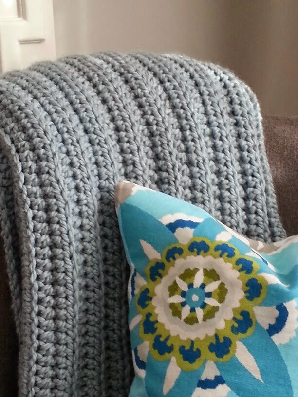 Unique Modern Grace Design Chunky Ribbed Crochet Blanket Free Modern Crochet Blanket Of Perfect 45 Photos Modern Crochet Blanket