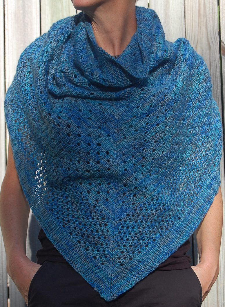 Unique More Easy Shawl Knitting Patterns Easy Knit Shawl Of Fresh 44 Photos Easy Knit Shawl