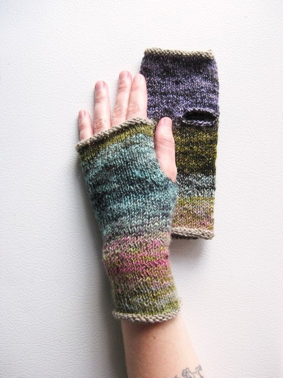 Unique Mountain Flower Hand Knit Wrist Warmers Knit Arm Warmers Of Brilliant 41 Images Knit Arm Warmers