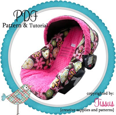 Unique Natitys Design by Eloisa Docton Illustrations Infant Car Seat Cover Pattern Of Superb 46 Photos Seat Cover Pattern