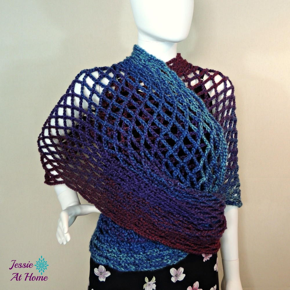 Unique Netties Wrap Crochet Pattern Crochet Shawl Patterns and Wraps Of Amazing 43 Images Crochet Shawl Patterns and Wraps