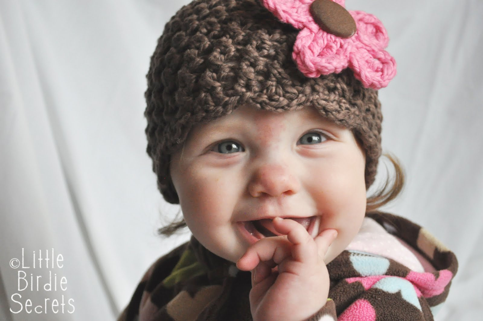 new baby hat and bootie patterns in the shop plus a free