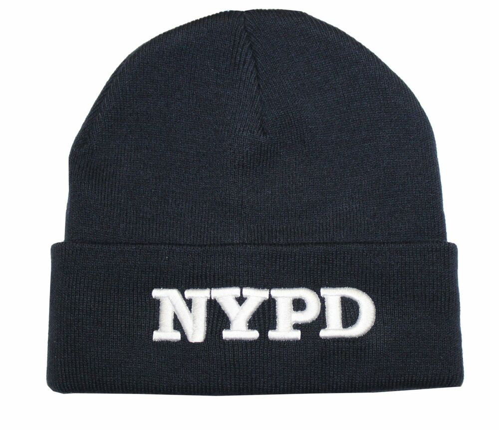 Unique Nypd Winter Beanie Knit Cap Hat New York Official Licensed Winter Knit Hats Of Charming 40 Photos Winter Knit Hats