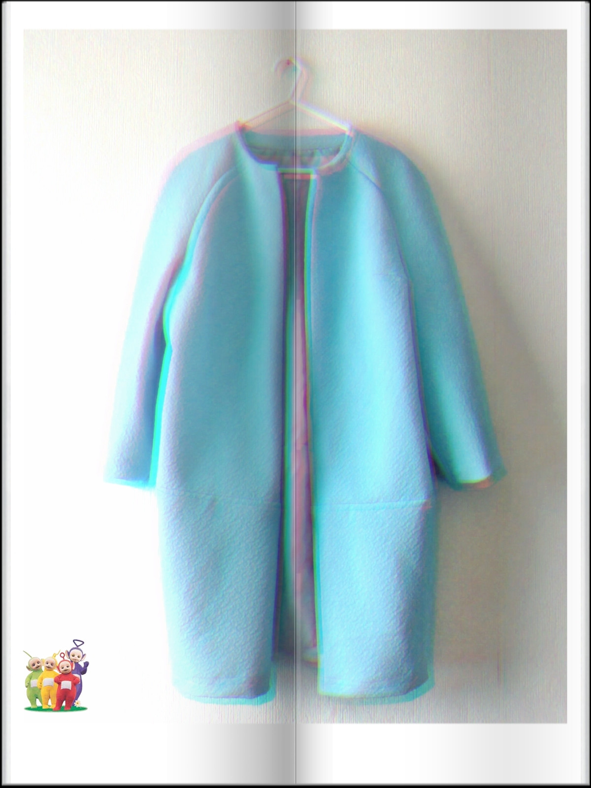 Unique Ocean Blue Cocoon Coat – Sewing Projects Jacket Sewing Patterns Of Adorable 41 Models Jacket Sewing Patterns