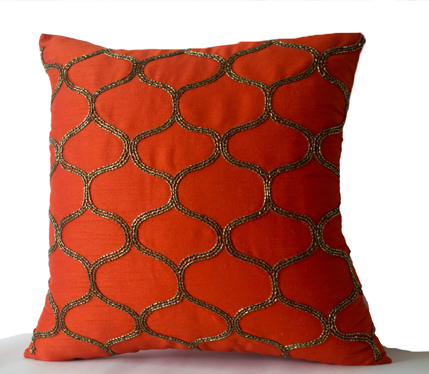 Unique orange Decorative Pillow orange Silk Pillow orange Brown Patterned Throw Of Amazing 40 Photos Patterned Throw
