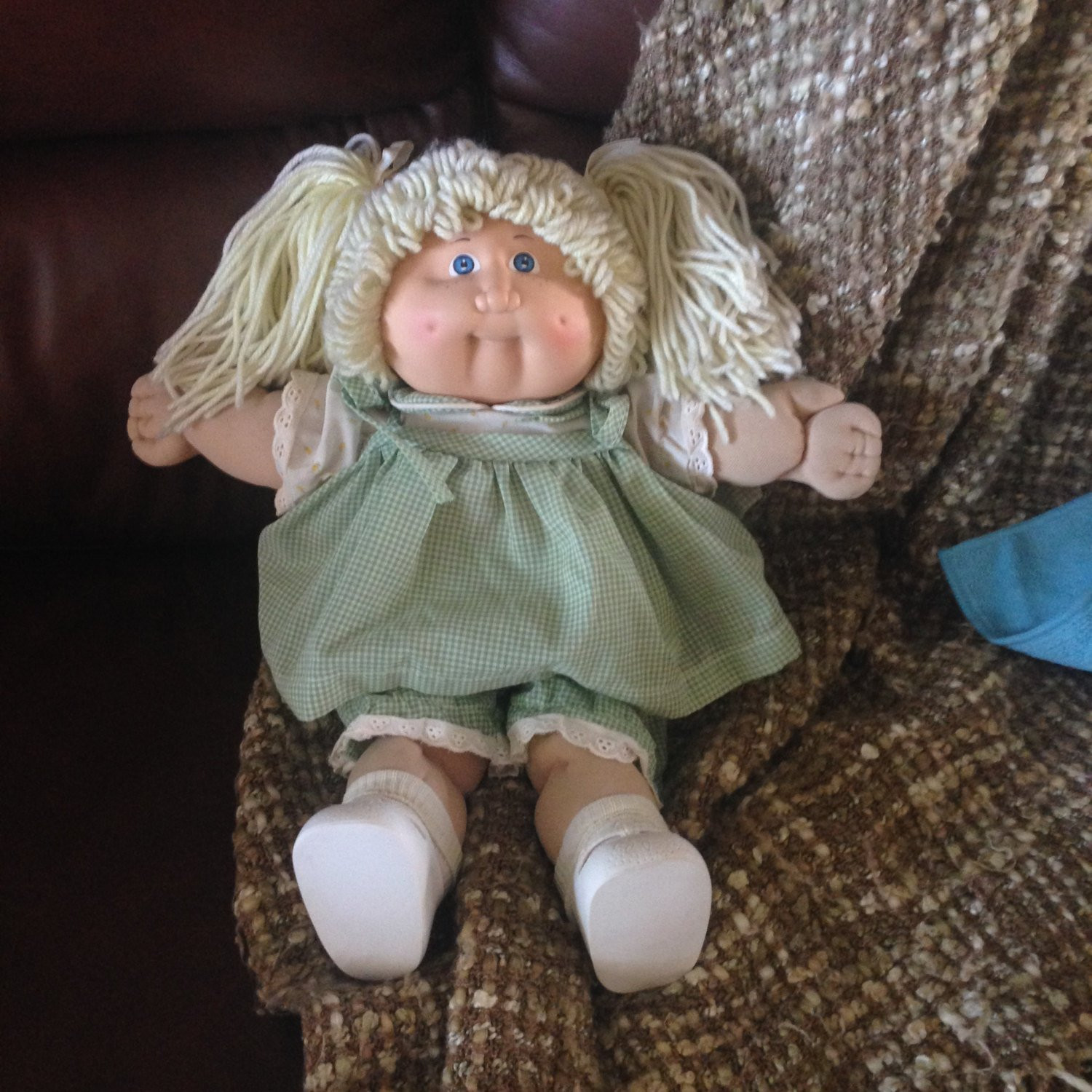 Original 1980 Cabbage Patch Doll by HootOwlsnWindChimes on
