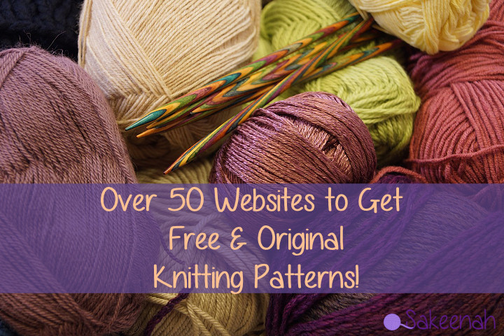 Unique Over 50 Websites to Get Free Knitting Patterns Sakeenah Knitting Sites Of Great 40 Ideas Knitting Sites