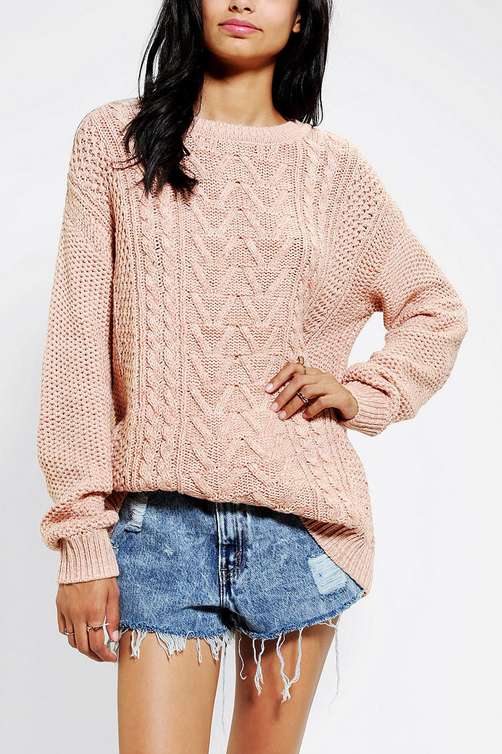 Unique Oversized Cable Knit Cardigan Sweater Of Wonderful 46 Models Cable Knit Cardigan Sweater