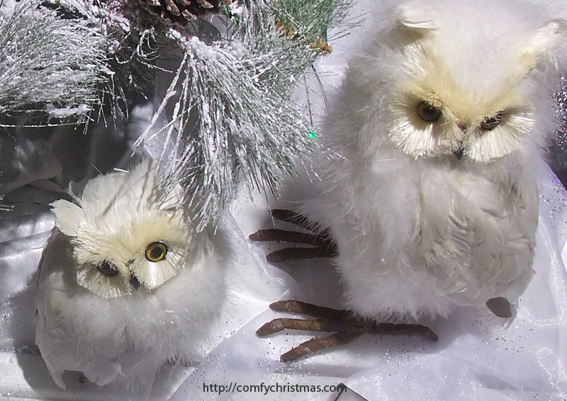 Unique Owl Christmas Tree ornaments Whimsical Fun Owls for Your Owl Christmas Decorations Of Delightful 49 Pics Owl Christmas Decorations