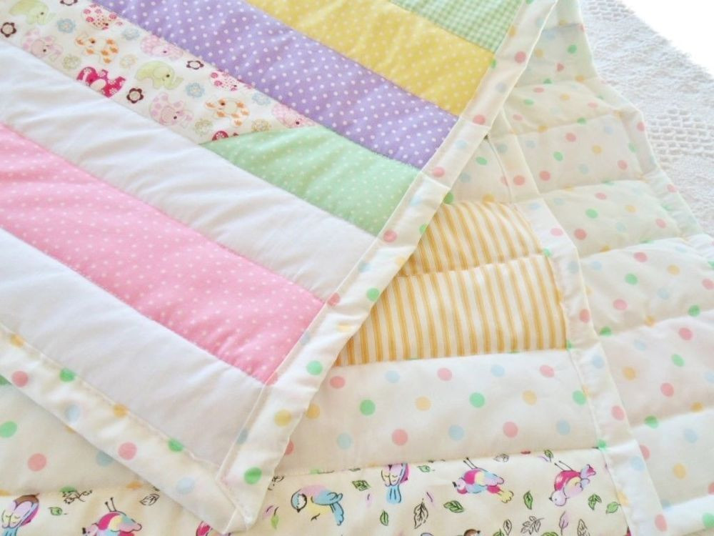 Unique Patchwork Quilting Kit Jelly Roll Race Quilt Cot Baby Baby Blanket Kits Of Delightful 48 Pictures Baby Blanket Kits