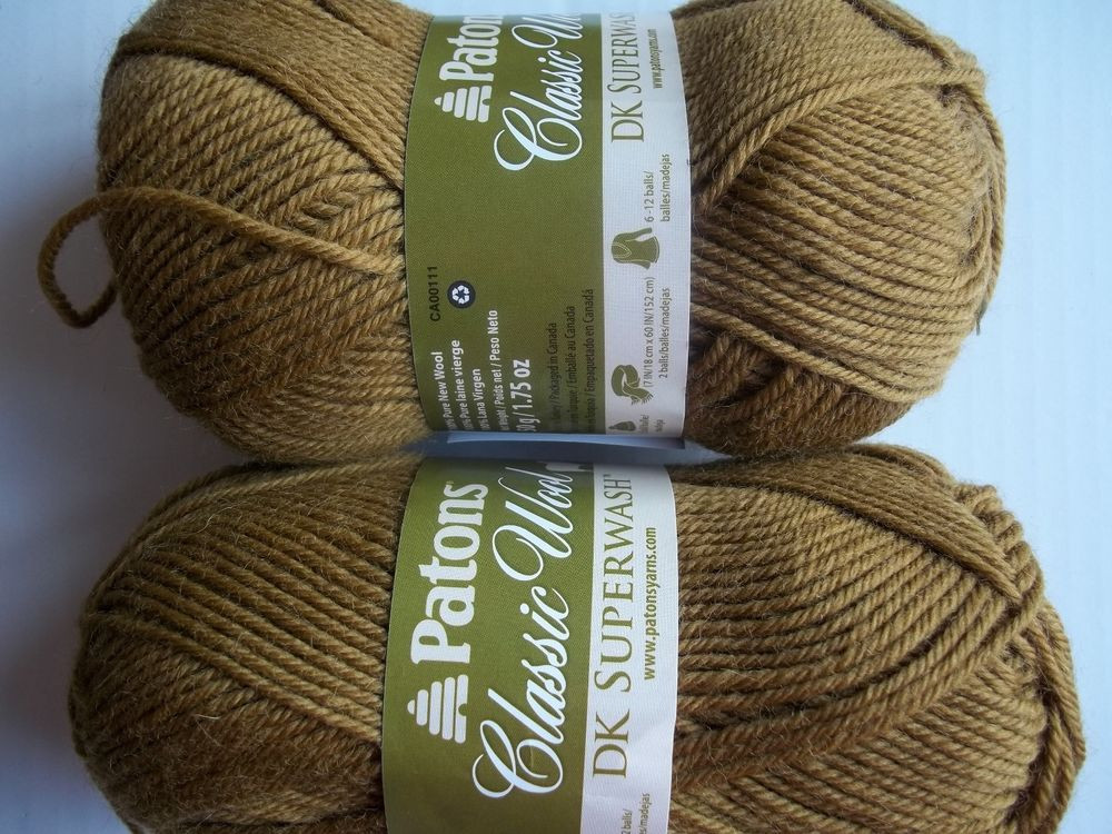 Unique Patons Classic Dk Superwash Wool Yarn Cork Lot Of 2 Patons Wool Of Lovely 40 Images Patons Wool