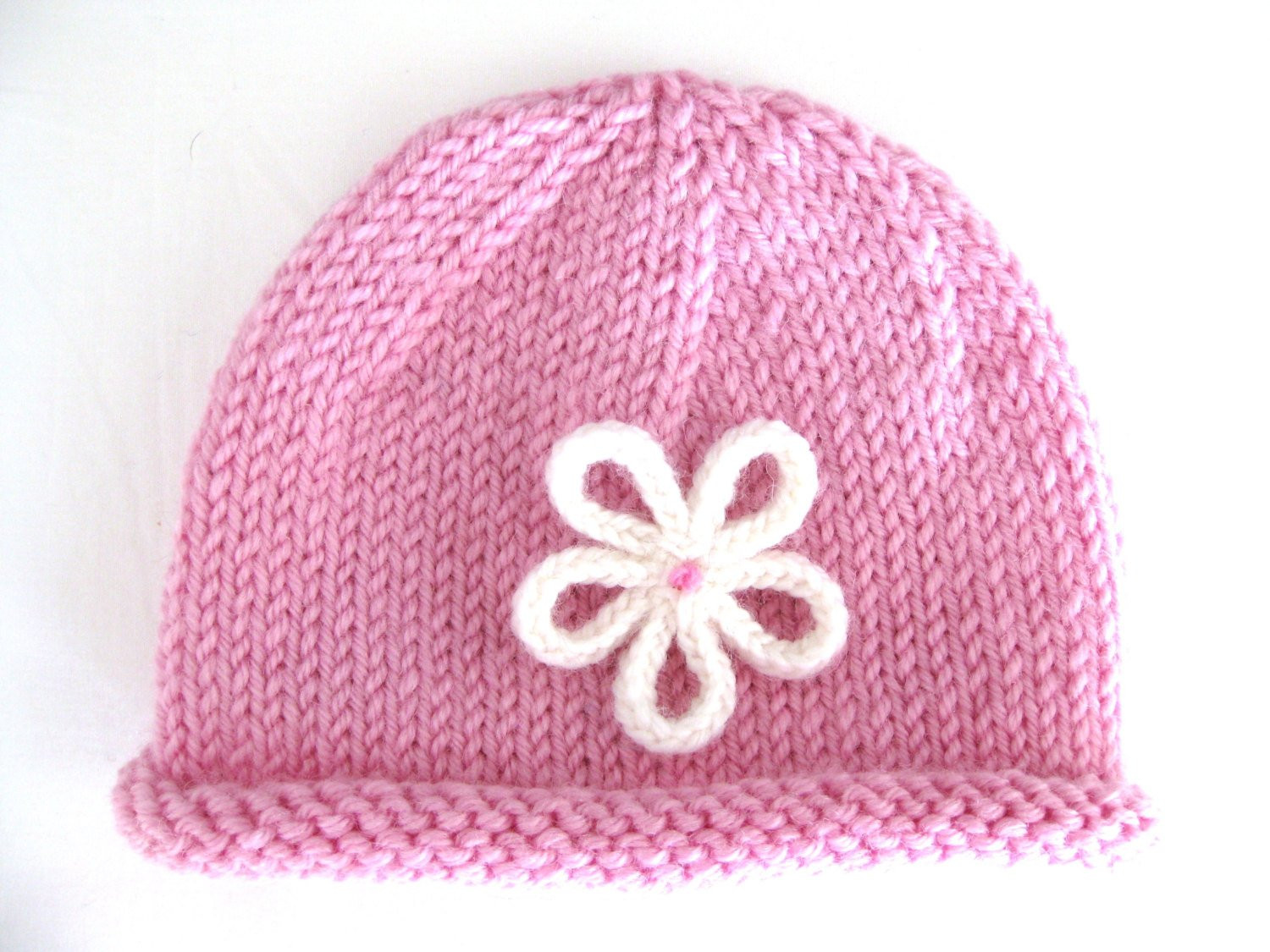 Unique Pattern Knitted Preemie and Newborn Rolled Brim Hat with Knitted Preemie Hats Of Contemporary 46 Images Knitted Preemie Hats