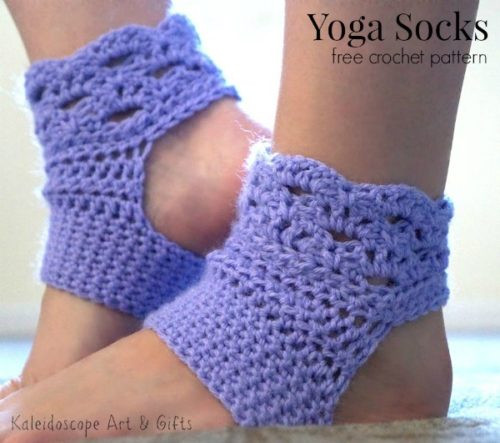 perfect harmony yoga socks lisa jelle cre8tion crochet