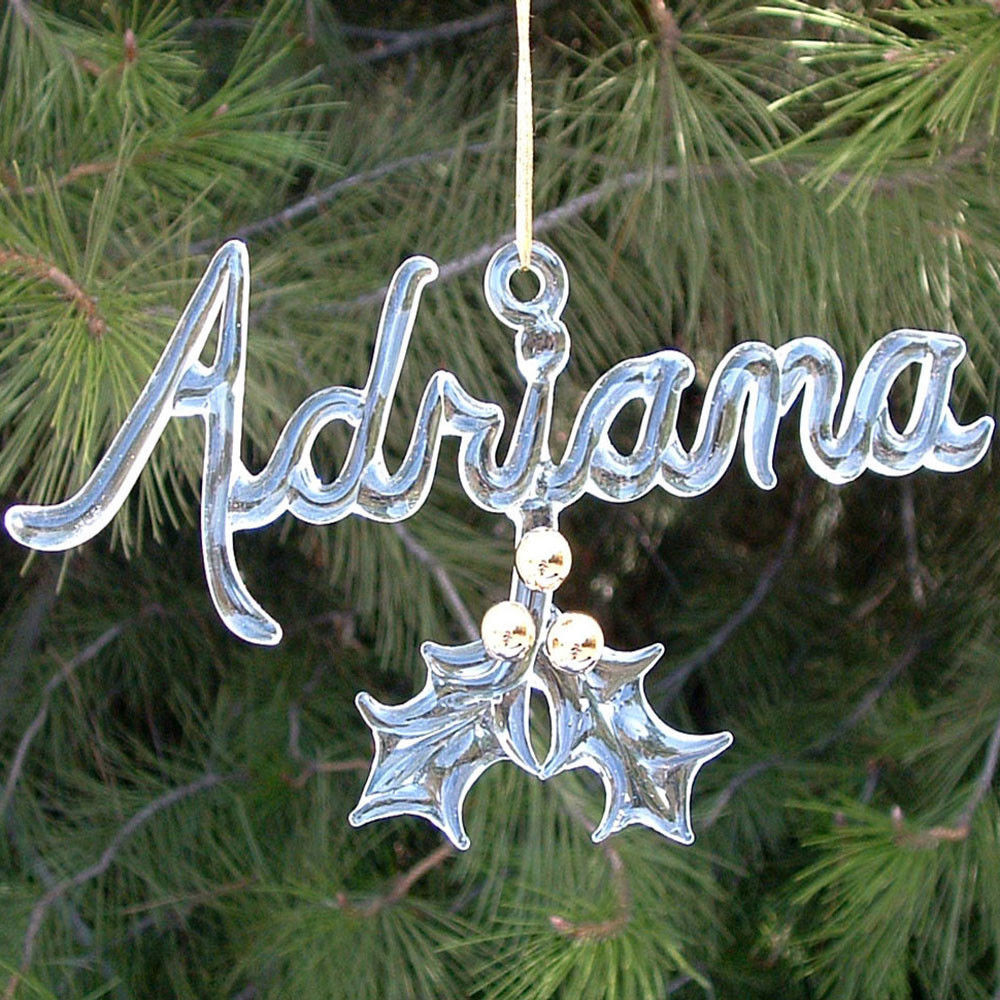 Unique Personalized Hand Blown Glass Christmas Tree ornament Glass Christmas Tree Decorations Of Great 42 Ideas Glass Christmas Tree Decorations
