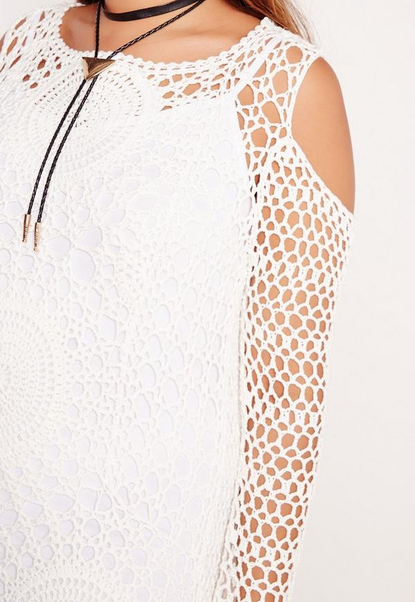 Unique Plus Size Crochet Dress White Plus Size Crochet Dress Of Attractive 46 Ideas Plus Size Crochet Dress