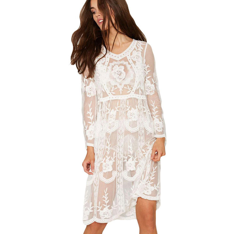Unique Plus Size Crochet Jacquard Lace Dress 2017 Boho Maxi Plus Size Crochet Dress Of Attractive 46 Ideas Plus Size Crochet Dress