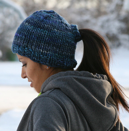 Unique Pony Tail Hat Free Knitting Pattern for Ponytail Hat Of Delightful 43 Models Free Knitting Pattern for Ponytail Hat
