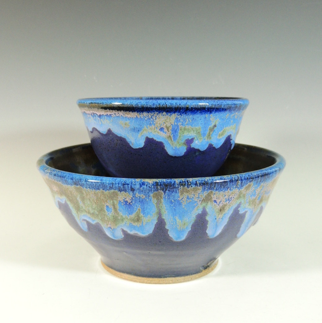 Unique Pottery Nesting Bowl Set Of 2 Ceramic Bowls In Purple Rain Clay Pottery Wheel Of Superb 47 Pictures Clay Pottery Wheel
