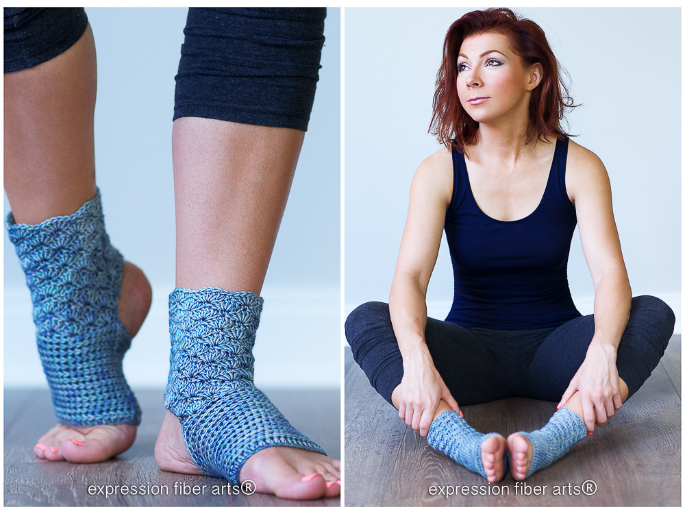 Unique Prana Crochet Yoga sock Pattern – Expression Fiber Arts Crochet Yoga socks Of Brilliant 48 Pictures Crochet Yoga socks