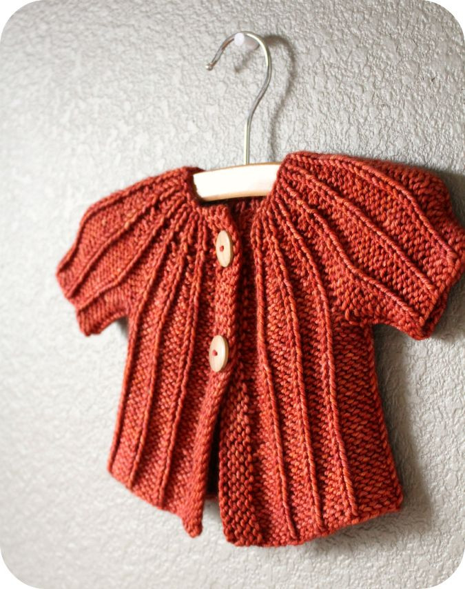 Unique Quick & Easy Baby Cardigan with A Ravelry Pattern Easy Knit Baby Sweater Of Fresh 41 Ideas Easy Knit Baby Sweater