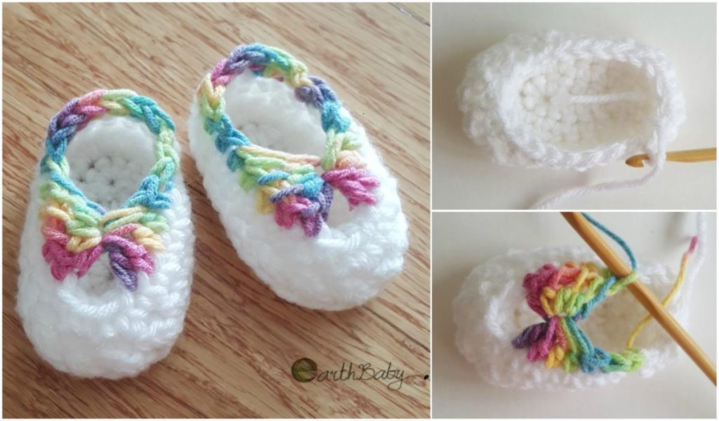 Unique Quick Baby Booties with Bow Free Crochet Pattern Crochet Baby Booties for Beginners Of Awesome 49 Photos Crochet Baby Booties for Beginners