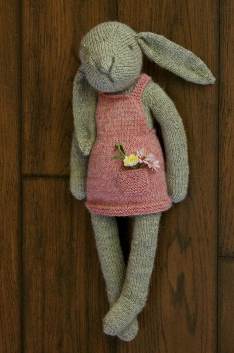 Unique Ragdoll – Out Of the Thistle Knitted Bunny Pattern Of Unique 40 Pics Knitted Bunny Pattern