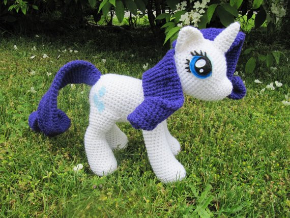 Rarity Pattern My Little Pony