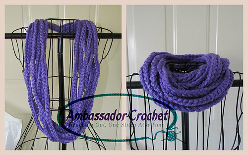 Unique Ravelry Quick & Easy Chain Scarf Pattern by Kristine Mullen Free Quick and Easy Crochet Scarf Patterns Of Wonderful 42 Photos Free Quick and Easy Crochet Scarf Patterns