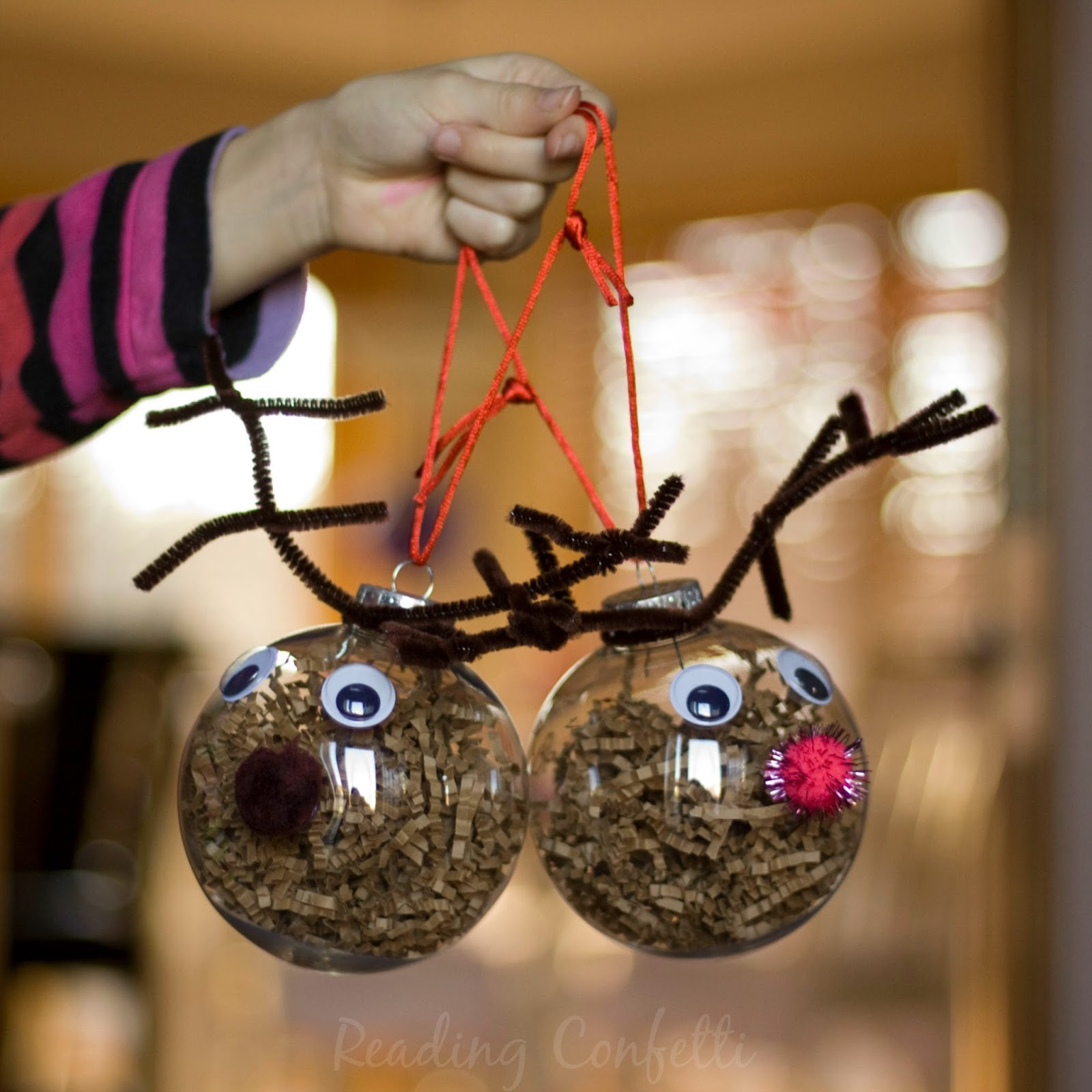 Unique Reindeer ornaments Kids Can Make 10 Awesome Activities Christmas Reindeer ornaments Of Adorable 44 Pictures Christmas Reindeer ornaments