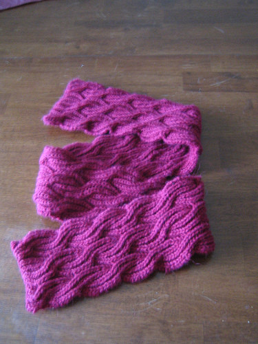 Unique Reversible Cabled Brioche Stitch Scarf Cable Scarf Of Innovative 49 Ideas Cable Scarf