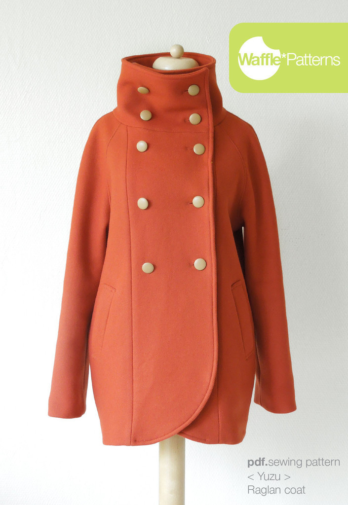 Unique Rhonda S Creative Life the Pepernoot Coat From Waffle Jacket Sewing Patterns Of Adorable 41 Models Jacket Sewing Patterns