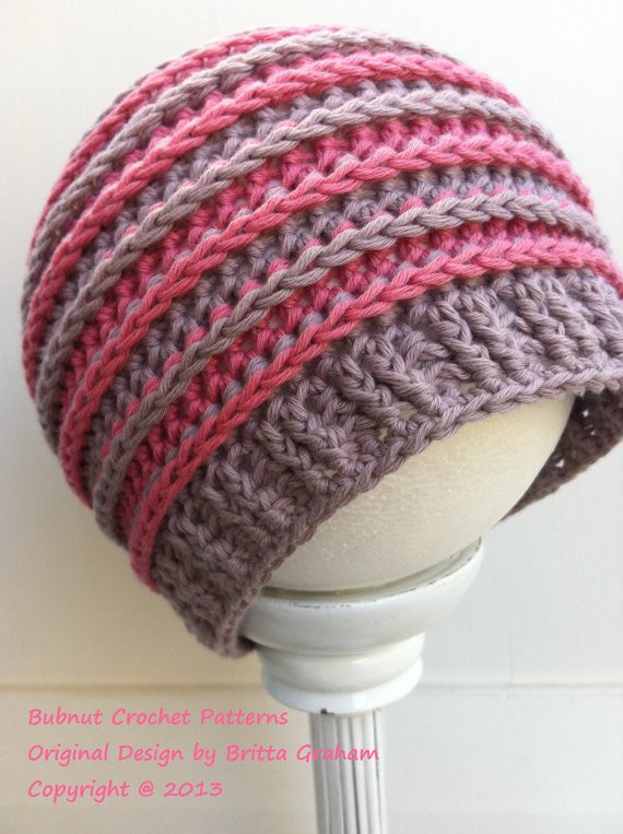 Unique Ribbed Beanie Crochet Hat Pattern P306 Using Dk by Ribbed Hat Of Amazing 42 Pictures Ribbed Hat