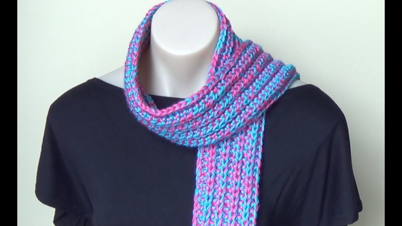 Unique Ribbed Scarf Crochet Tutorial Easy Crochet Scarf Patterns Youtube Of Contemporary 47 Ideas Crochet Scarf Patterns Youtube