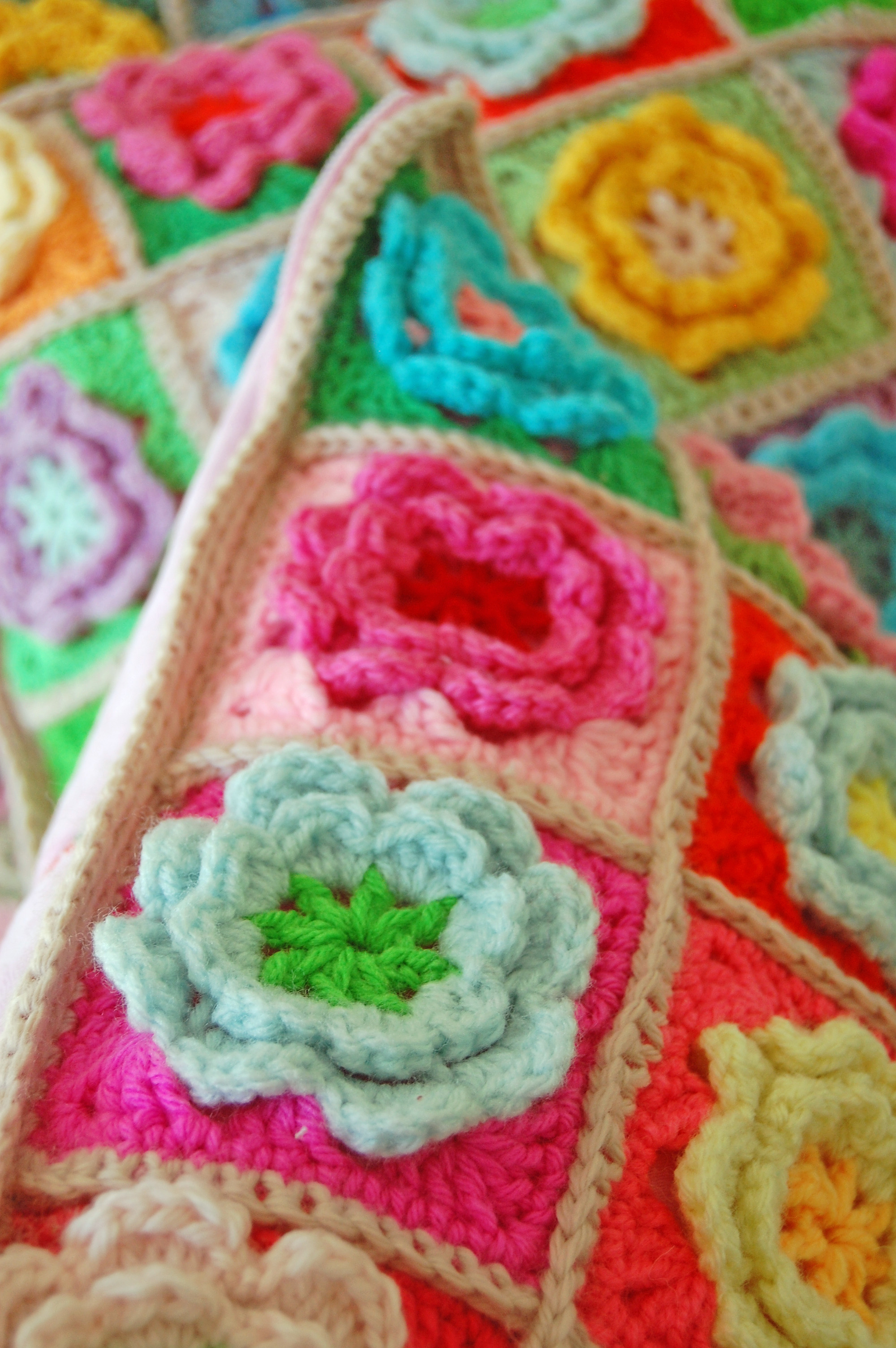 Unique Rose Hip Eureka Crochet Flower Square Of Brilliant 47 Models Crochet Flower Square