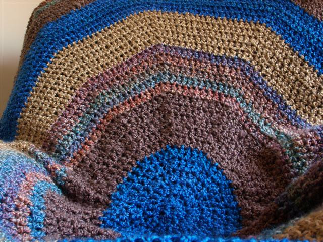 Unique Round Crochet Baby Afghan Pattern – Easy Crochet Patterns Round Crochet Blanket Pattern Of Wonderful 41 Models Round Crochet Blanket Pattern