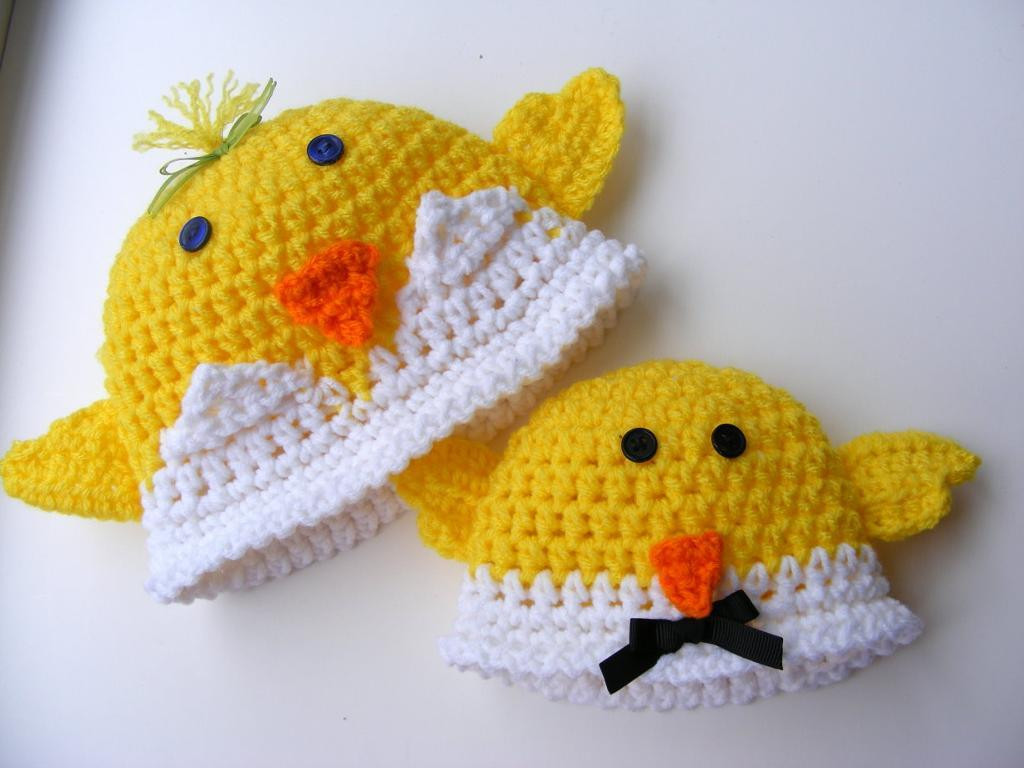 Unique Sale Crochet Baby Chicken Hat Pattern by Kris Moore Craftsy Baby Chicken Hat Of Luxury Chicken Hat Baby Hat Baby Chicken Hat Easter Chick Hat Baby Chicken Hat